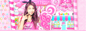 Sweetbora by ompink