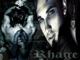 Rhage by Pickyme