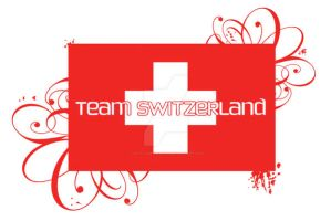 Team Switzerland by crystalbtrfly07