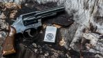 The Smith and Wesson Model 10-6 Wallpaper by spaxspore