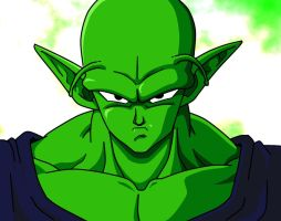 Piccolo_Closeup_FINISHED by carapau