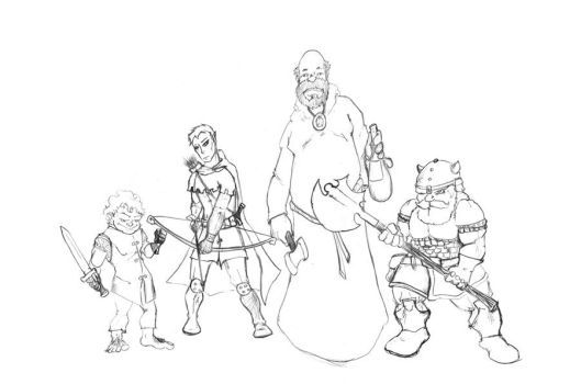 DnD group by SonofReorx