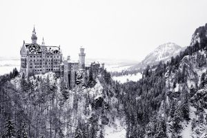 The Fairytale Castle by Matthias-Haker