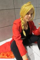Edward Elric Montreal Comiccon 2013 (2) by Cocasse