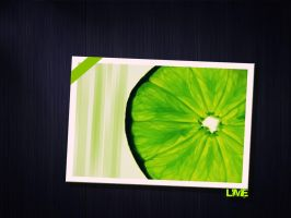 Lime II by rusaeval