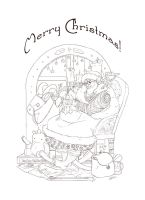 Merry Christmas! by ScandinavianLullaby