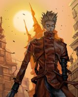 Vash by mehchall