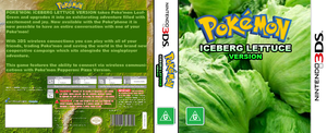 Pokemon Iceberg Lettuce Version Cover by Mabeanie