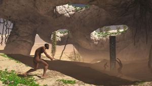 Vue Cave by artmanax