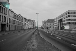 12-11 empty street 2 by evionn