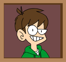 Eddsworld Fanart Frame by isywood