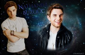 Nathaniel Buzolic by Bookfreak25