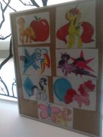 mlp in frame from j pop con by daylover1313
