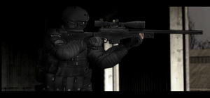 Black-Ops Sniper by arthuro12