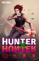 Hisoka Hunter X Hunter Cover by luffie