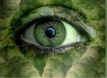 Eye of Mother Earth by Kaz-13