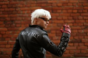 King of Fighters - K' - Cosplay by Jarwes