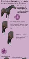 Tutorial: Smudging the Horse by morning-dew-art