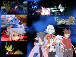 Tales Of Symphonia Wallpaper by RdoCrl