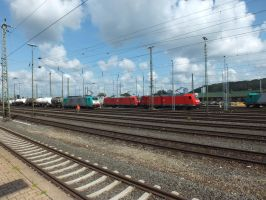 shunting and done shunting by damenster