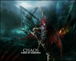 Chaos for my Mikey by Katala