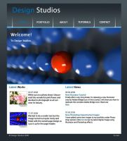 Design Studios Template by vibe24