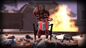 Demo Is King | TF2 Wallpaper by iSlimed