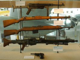 German Infantry Weapons by shelbs2