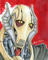 general grievous by markerguru
