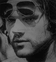 Jared Padalecki by Leonardo-Ramos
