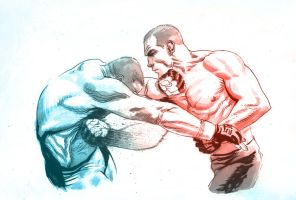JDS vs Crocop by MicahJGunnell