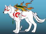 Okami by shadowwolf270