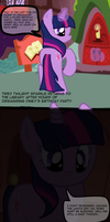 Twilight Sparkie Part 1 by XxNinjaUnicornxX