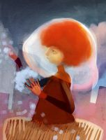 bubble_girl_ by gapinska