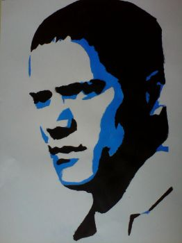 wentworth miller by aaev4