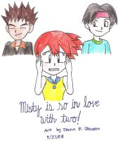 Misty's so in love with two by Agufanatic98