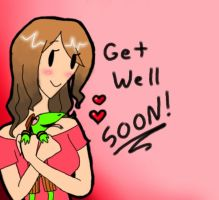 .:Get well soon Biu!:. by ToxicVillain
