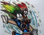 Jak and Daxter by Huntertallonian