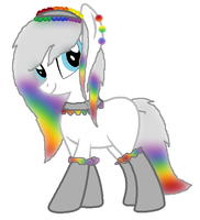 Maid pony adoptable 2 ^^ - Closed by JewelThePonyLover12