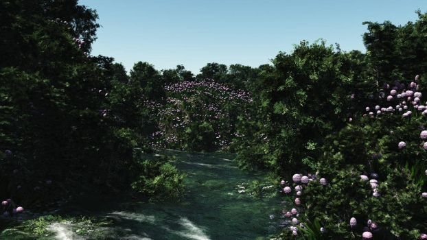 Foreststream081115 by fractal2cry