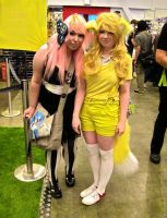 Luka and Tails by ZeroKing2015