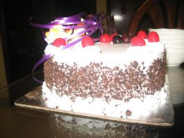 Blackforest Cake by AbstractWater