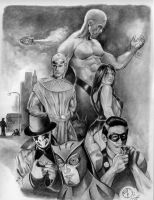 Watchmen by jfife