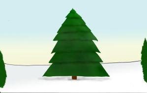 Christmas project - Background by descolefan1