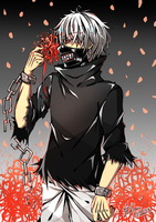 Kaneki Ken by x-ShinyStar-x