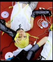 Rin append- Connect it by Yuki-Lumino