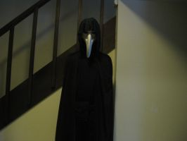 SCP-049 Costume Complete 1 by Enigma-Cat