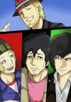 Catherine: Stray Sheep Gang by TheFresco