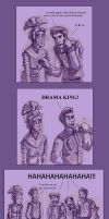 POM-Drama King by MadJesters1