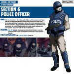 Section 6 Police Officer|Ghost in the Shell by Pino44io